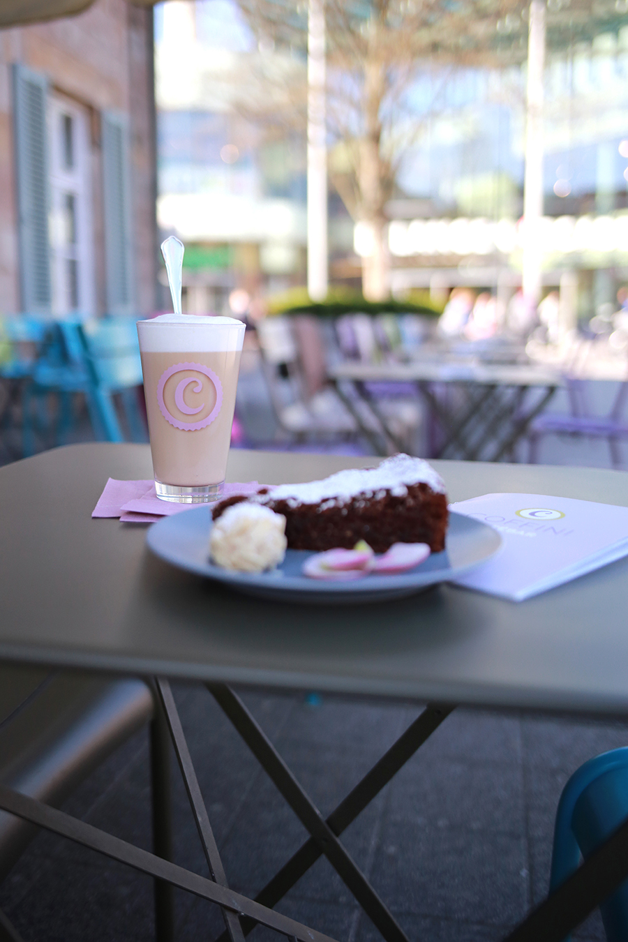 Café Design, Corporate Design, Kommunikation, Fotografie