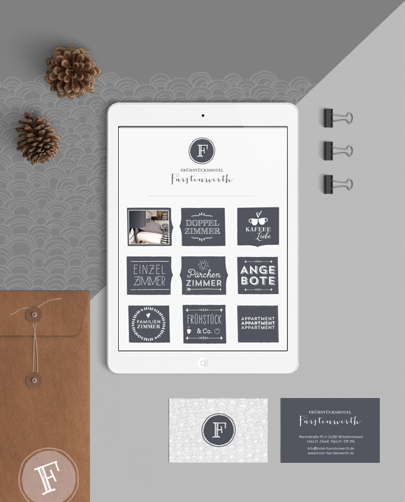 Corporate Design, Hotel