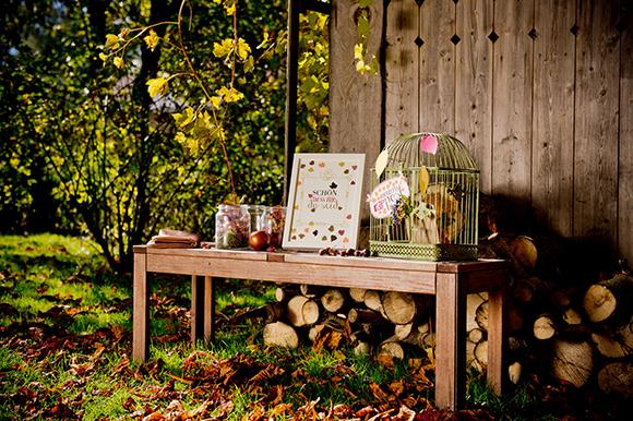 Styled Shoot Hochzeit, Hochzeitspapeterie, Herbst, Weilachmühle, Schelke Fotografie, München